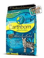Корм для кошек EARTHBORN HOLISTIC CAT WILD SEA CATCH GRAIN - FREE WSCG001 6.3 kg