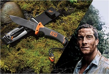 Нож Gerber Bear Grylls Fixed Blade