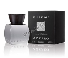 Туалетная вода AZZARO Chrome Collector precious wood edition 100 мл