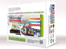 Комплект оборудования для приёма цифрового TV Outdoor DVB-T2