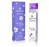 Туалетная вода SERGIO TACCHINI DONNA BLOOMING FLOWERS EDT W (ЖЕН) 100 ML