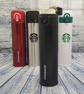 Термос Thermos Starbucks Stainless Steel Flaks, 400 мл
