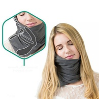Подушка шарф для путешествий Travel Pillow Unisex
