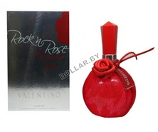 Туалетная вода Valentino Rock`n`Rose Couture New Red 90 мл