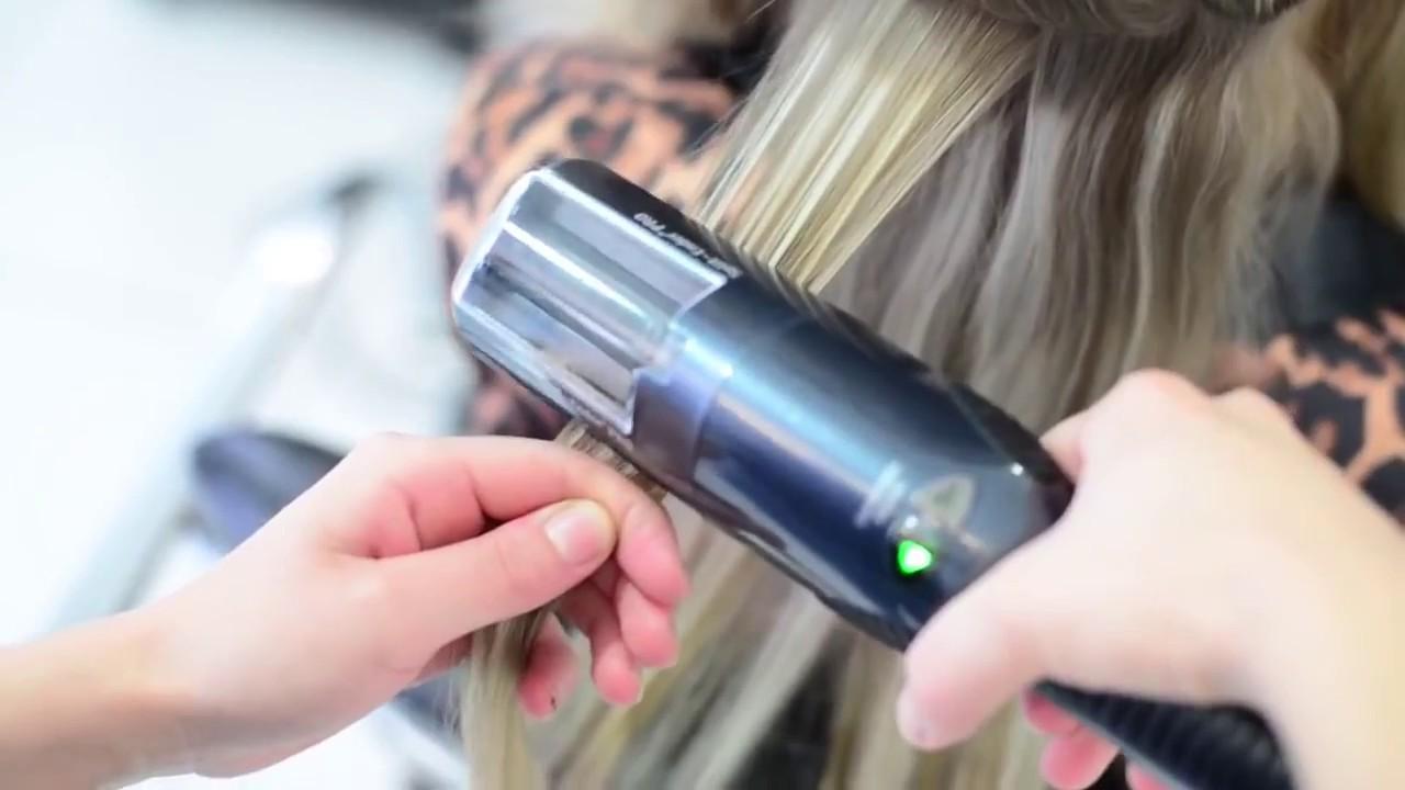 Машинка полировка волос