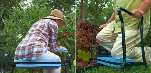 Садовый стульчик