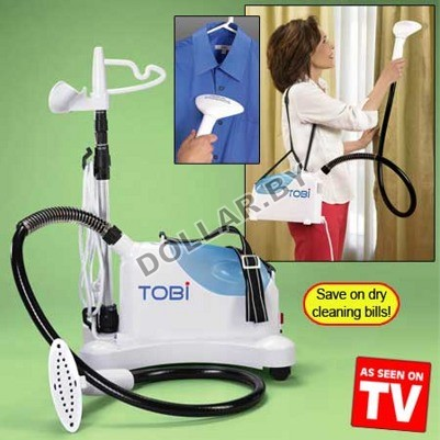Паровая гладильная система (отпариватель) Tobi Tobi (Тоби) для одежды ebc6a41457104