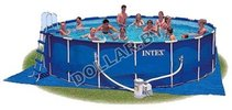 Каркасный бассейн Intex 56952 Metal Frame Pool 549 x 122 см